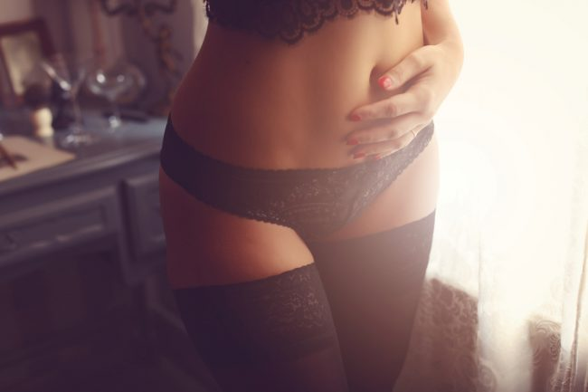 Photo lingerie Longwy