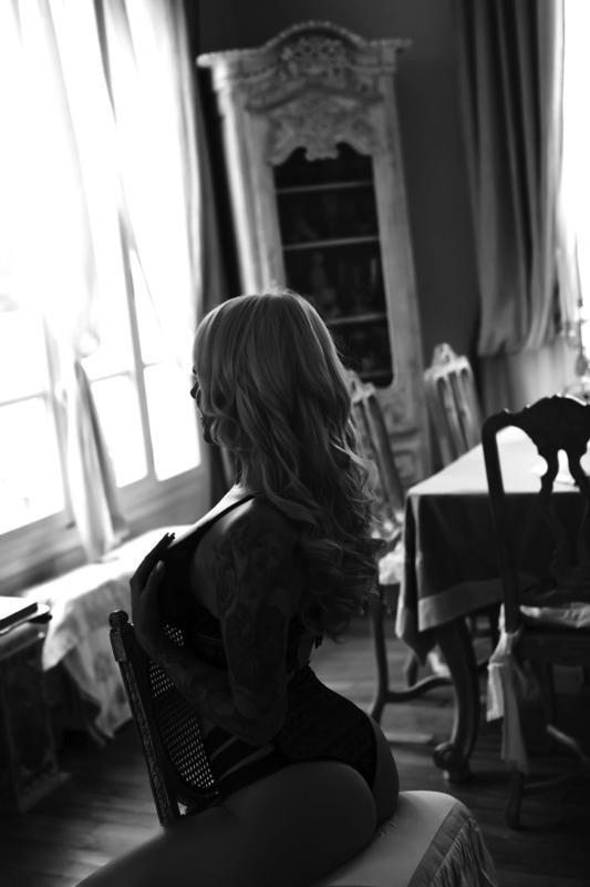 Photographe metz lingerie et portrait